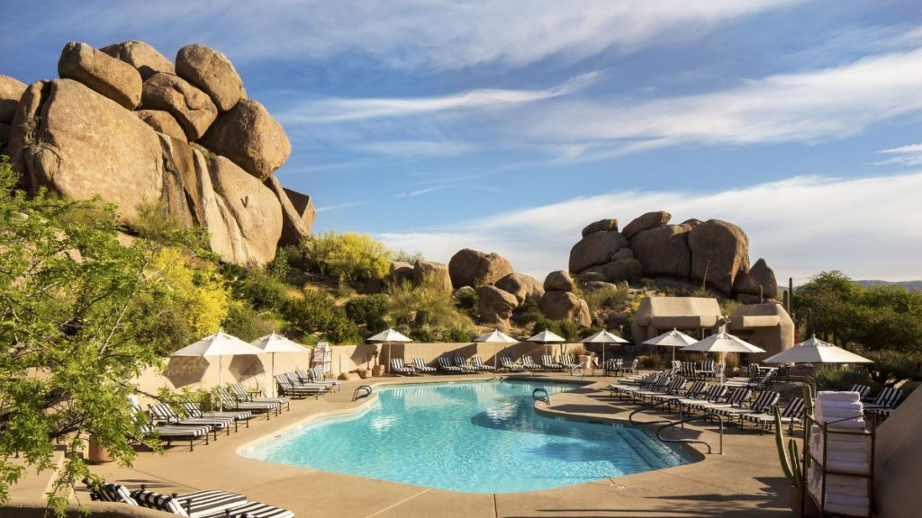 15 Best Warm Resorts To Escape to this Winter Boulders Resort and Spa Scottsdale Arizona