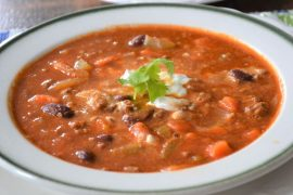 The Best Chili Recipe People ask me to make | amotherworld
