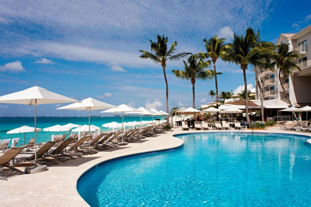 15 Best Warm Resorts To Escape to this Winter Grand Cayman Marriott Beach Resort