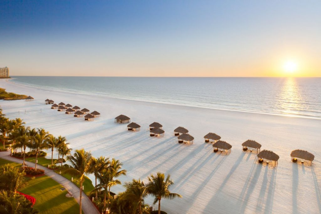 15 Best Warm Resorts To Escape to this Winter -JW Marriott Marco Island Beach Resort