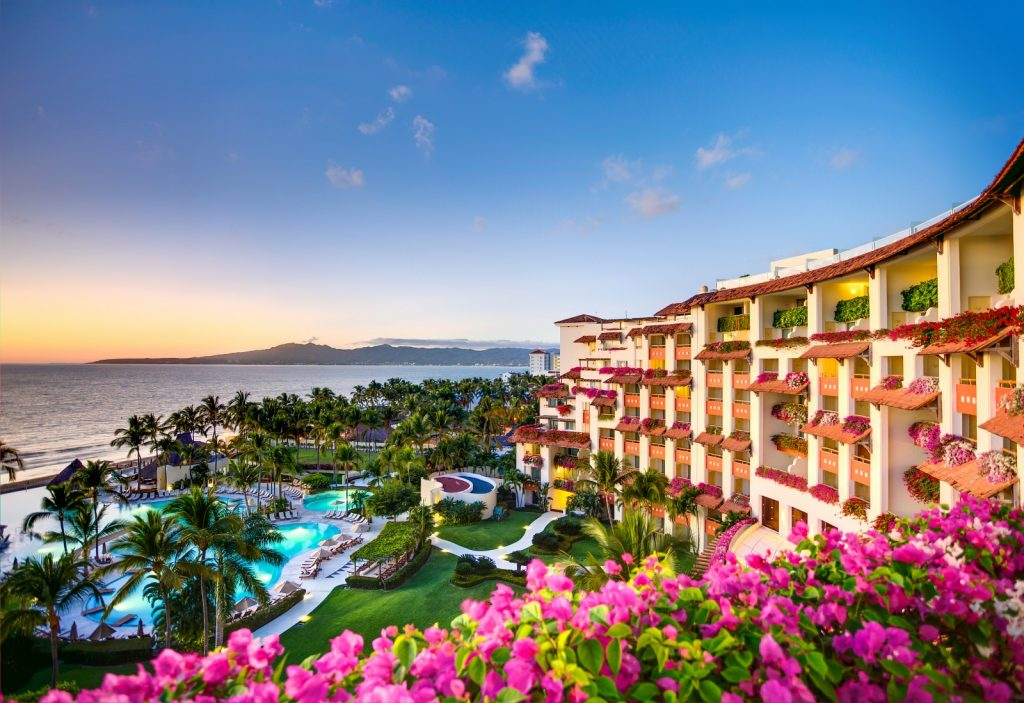15 best Warm Resorts To Escape to this Winter - Velas Resorts Riviera Nayarit Mexico