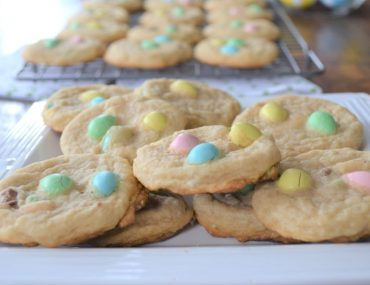 If You Love Mini Eggs, You'll Love These Colorful Cookies