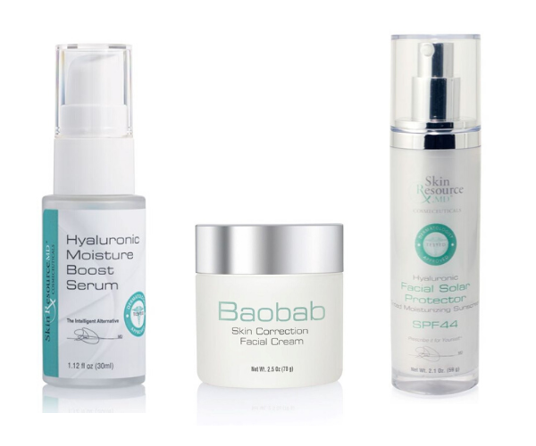 Summer Must-Haves Skin Resource MD Trio