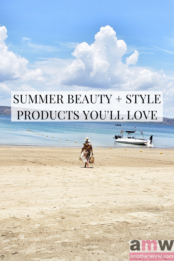 Summer Beauty and Style Products You'll Love | amotherworld.com