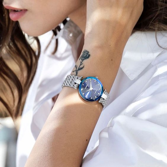 Summer Essentials Jowissa Watch Facet Watch