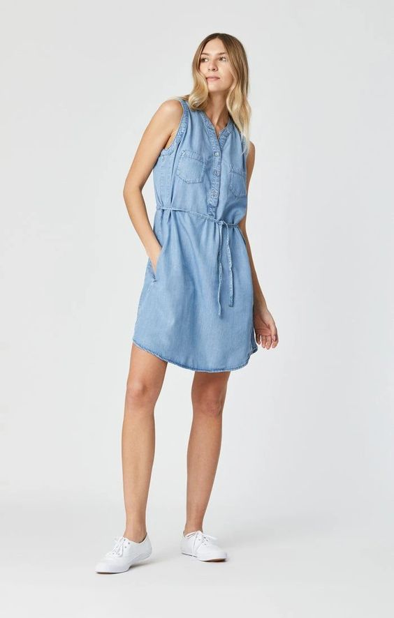 Summer Essentials Mavi Tencel Dress