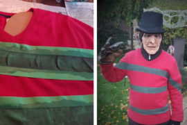 How to make your own Freddy Krueger costume | amotherworld.com
