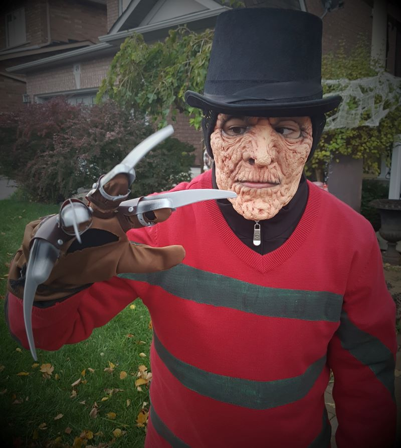 How to make your own Freddy Krueger Costume