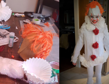 How to Make Your Own Pennywise Costume