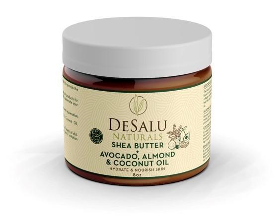 Holiday Gift Guide Desalu Naturals Shea Butter