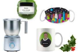 Holiday Gift Guide for Her - The Weird 2020 Version - amotherworld.com