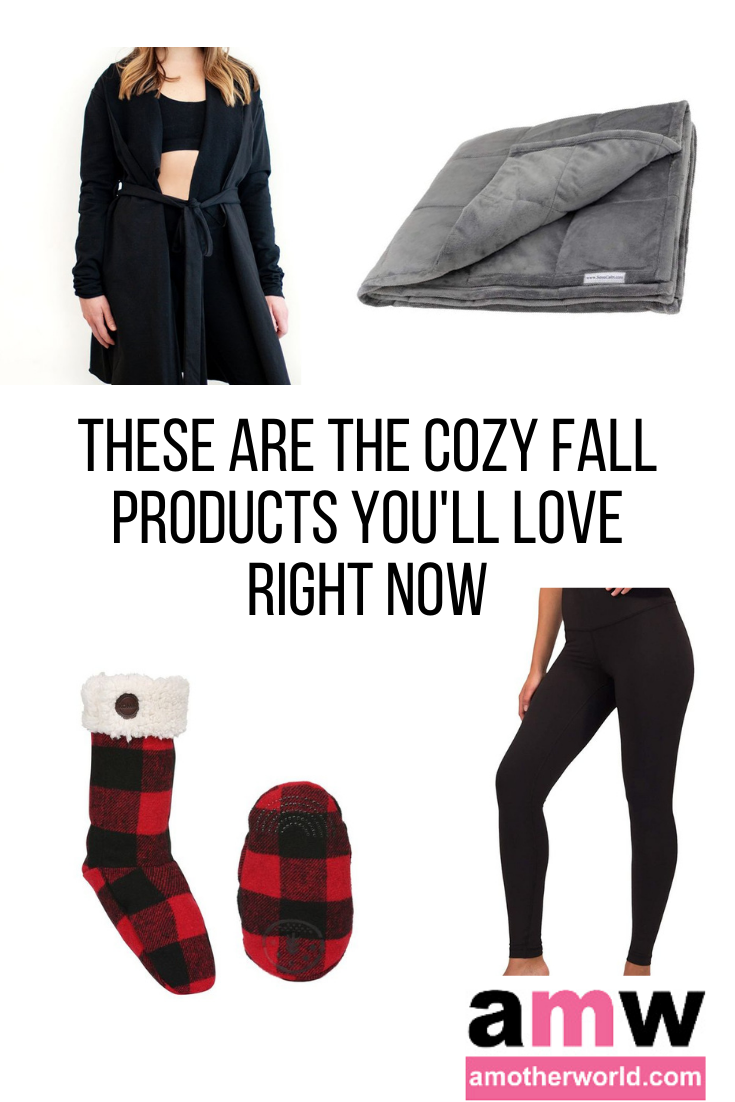 These Are the Cozy Fall Products You'll Love Right Now | amotherworld.com