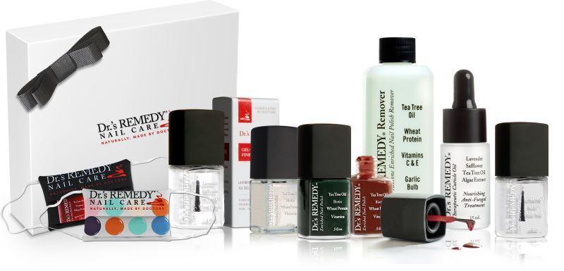 Dr Remedy Nails holiday set