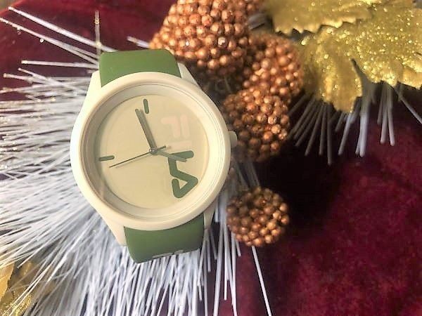 Holiday Gift Guide for Her 2020 - Fila Watch